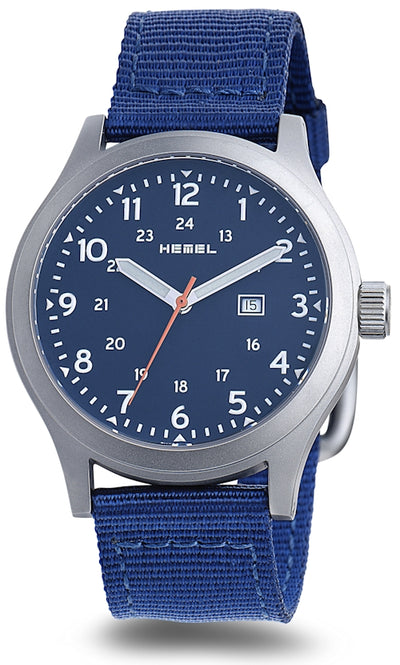 Hemel Chevron wristwatch - The CGA Company