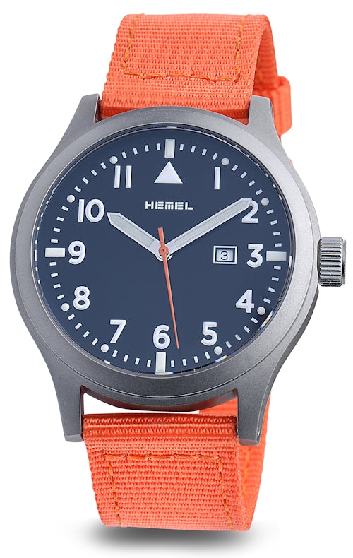 Hemel Alpha wristwatch - The CGA Company