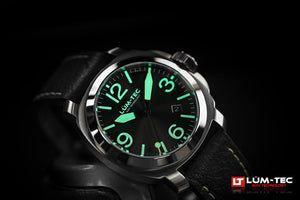 Lum-Tec M82 Automatic 42mm Wristwatch - The CGA Company