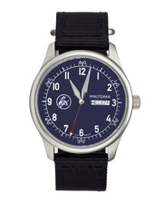 Pre-Order Minuteman A11 Field Watch Old Glory Blue Dial Powered by Ameriquartz - The CGA Company