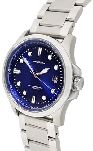Minuteman  Sentinel USA assembled wristwatch - The CGA Company