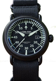 Lum-Tec Combat Field X3 Wristwatch - The CGA Company