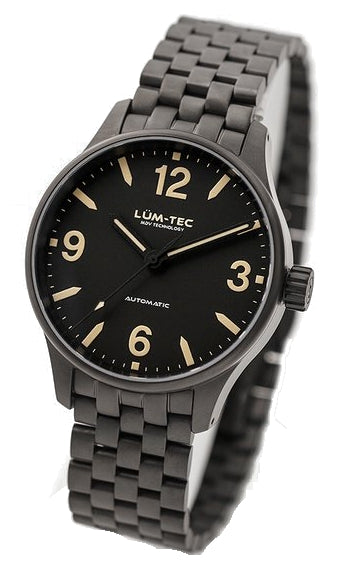 Lum-Tec C7 Automatic Wristwatch - The CGA Company