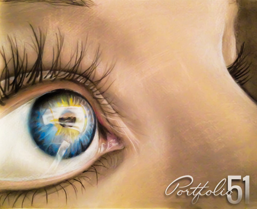 Portfolio 51 Eye Drawing