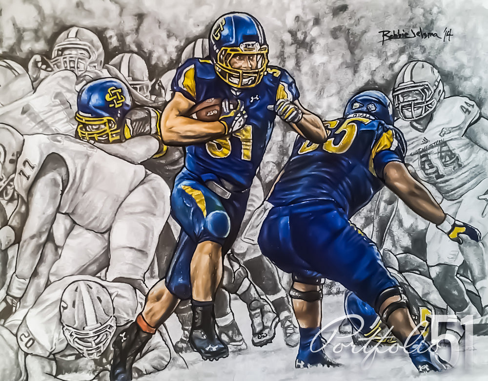 Portfolio 51 Zach Zenner SDSU Drawing