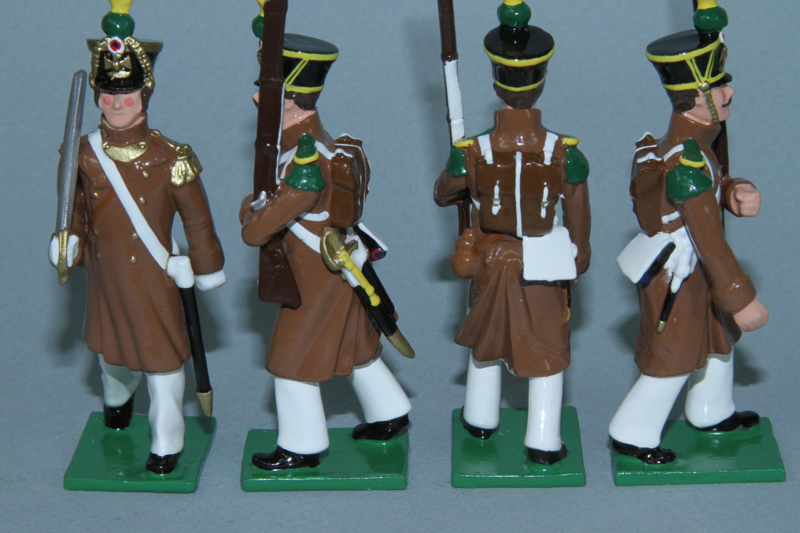 New Regal Napoleonic Regiments now in stock