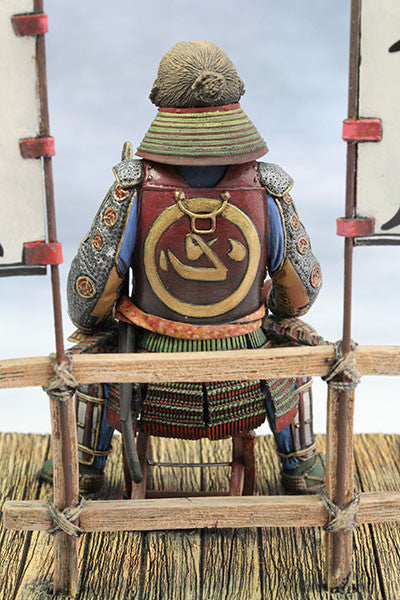 YZ90013 - Japanese Samurai, Momoyama (Late 16th Century A.D.) from YZCaesar - Piers Christian Toy Soldiers - 4