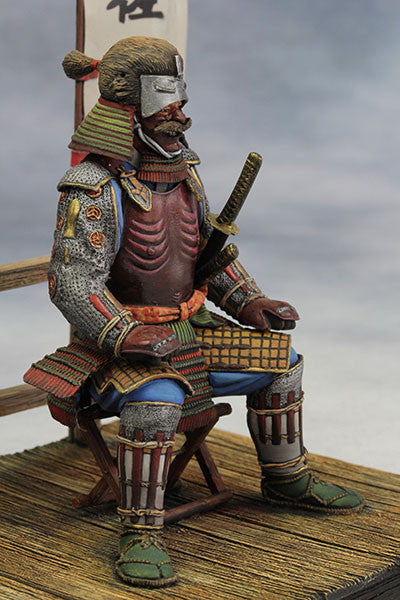 YZ90013 - Japanese Samurai, Momoyama (Late 16th Century A.D.) from YZCaesar - Piers Christian Toy Soldiers - 3