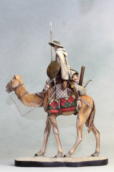 YZ75016 - Camel mounted Roman Soldier from YZCaesar - Piers Christian Toy Soldiers - 1