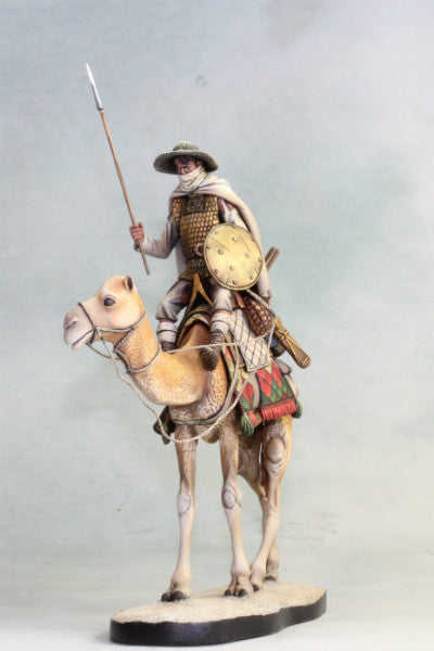 YZ75016 - Camel mounted Roman Soldier from YZCaesar