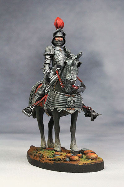 YZ54004 Gothic knight (Circa 1485) from YZCaesar (Seil Figures) - Piers Christian Toy Soldiers - 1
