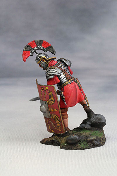 YZ54008 - Roman Optio (The 1st Century A.D.) from YZCaesar - Piers Christian Toy Soldiers - 2
