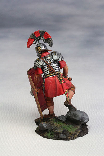 YZ54008 - Roman Optio (The 1st Century A.D.) from YZCaesar - Piers Christian Toy Soldiers - 3