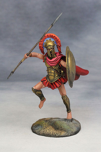 YZ54012 - Spartan Warrior (The 3rd Greco-Persian War/480 B.C.) from YZCaesar - Piers Christian Toy Soldiers - 1