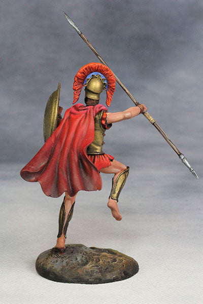YZ54012 - Spartan Warrior (The 3rd Greco-Persian War/480 B.C.) from YZCaesar - Piers Christian Toy Soldiers - 3