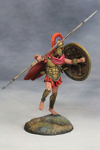 YZ54012 - Spartan Warrior (The 3rd Greco-Persian War/480 B.C.) from YZCaesar - Piers Christian Toy Soldiers - 5