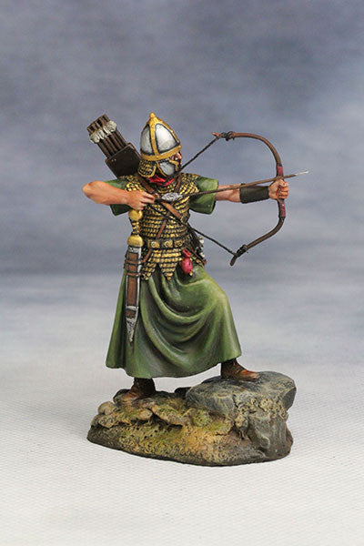 YZ54024 - Roman Archer (The 1st Century A.D.)from YZCaesar - Piers Christian Toy Soldiers - 1