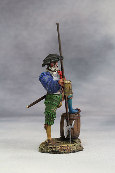 YZ54030 - Landsknecht with Beer (15th Century A.D.) from YZCaesar
