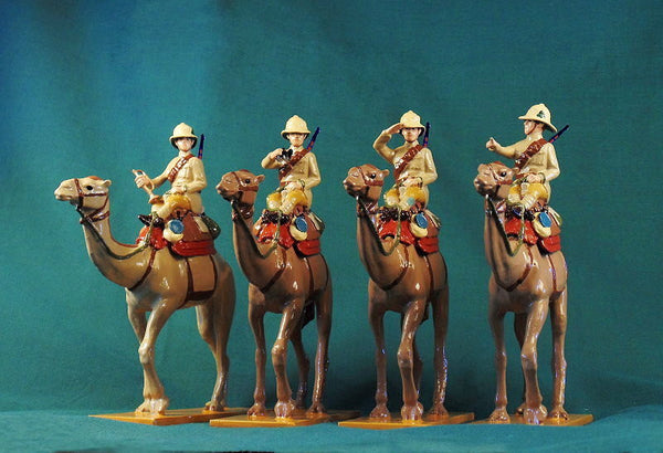 BG377 - Imperial Camel Corps Brigade, Egypt 1916, Beau Geste WWI - Piers Christian Toy Soldiers
