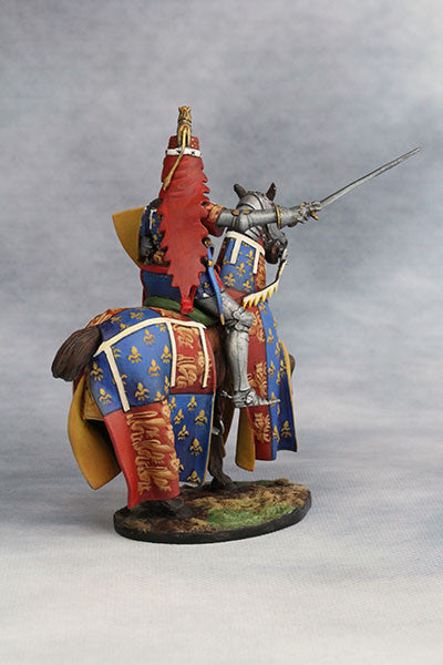 YZ54035 - Edward the Black Prince (1330-76) from YZCaesar - Piers Christian Toy Soldiers - 3