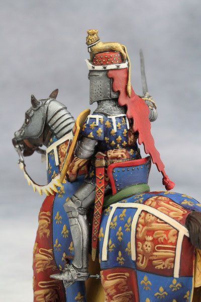 Edward the Black Prince (1330-76) from YZCaesar - Piers Christian Toy Soldiers - 3