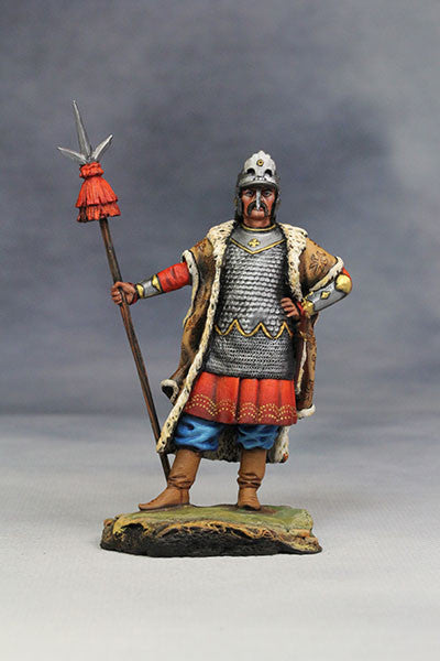 YZ54036 - Polish Nobleman (17th Century A.D.) from YZCaesar - Piers Christian Toy Soldiers - 1