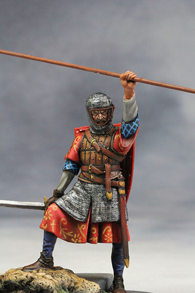 YZ54037 - Crusader, Kingdom of Jerusalem (12th Century A.D.) from YZCaesar - Piers Christian Toy Soldiers - 1