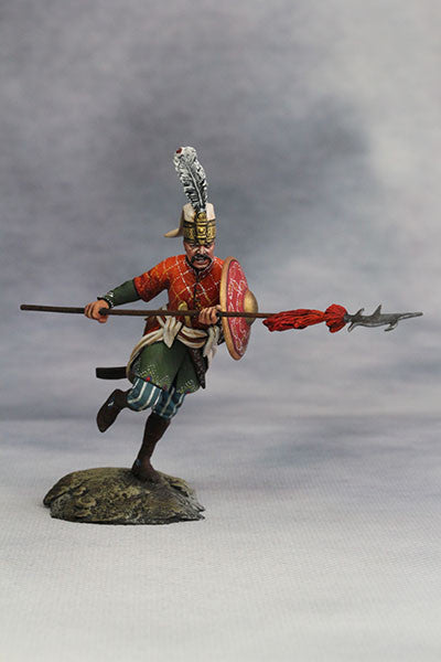 YZ54040 - Janissary Infantry of Ottoman Empire (16th Century) from YZCaesar - Piers Christian Toy Soldiers - 1