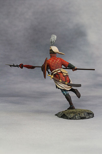 YZ54040 - Janissary Infantry of Ottoman Empire (16th Century) from YZCaesar - Piers Christian Toy Soldiers - 3