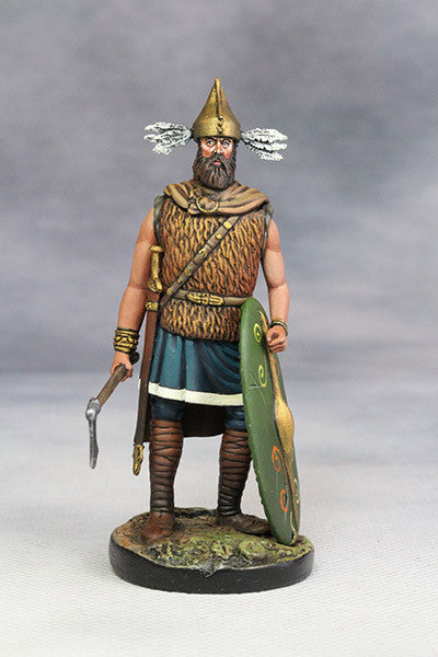 YZ54062 - Celtic Warrior (La Tene Era/5th Century B.C.)From YZCaesar - Piers Christian Toy Soldiers - 1