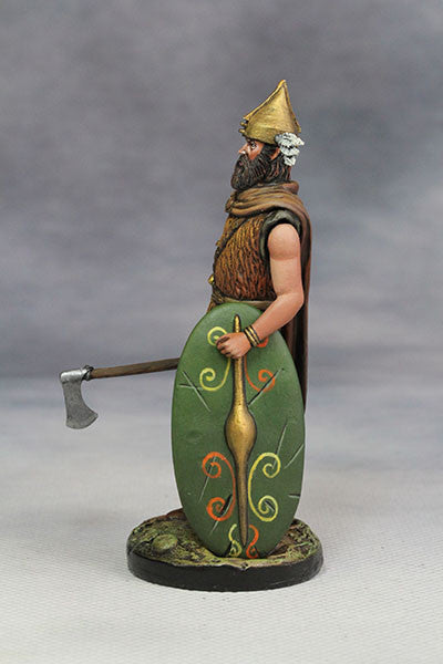 YZ54062 - Celtic Warrior (La Tene Era/5th Century B.C.)From YZCaesar - Piers Christian Toy Soldiers - 2
