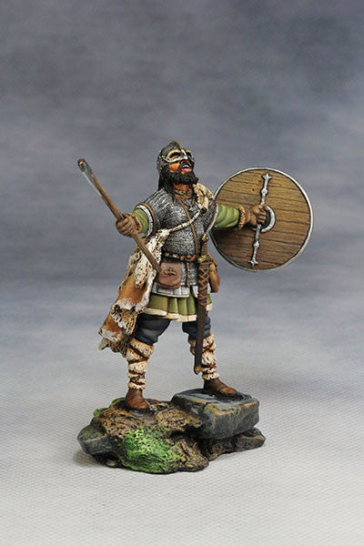 YZ54064 Viking Warrior (10th Century A.D.) from YZCaesar - Piers Christian Toy Soldiers - 4