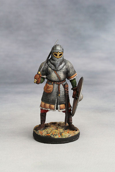 YZ54065 - Viking Warrior II, in heavy armour (10th Century A.D.) from YZCaesar - Piers Christian Toy Soldiers - 1