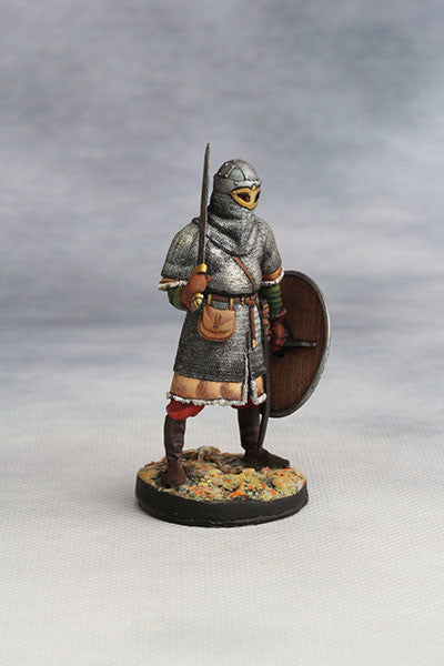 YZ54065 - Viking Warrior II, in heavy armour (10th Century A.D.) from YZCaesar - Piers Christian Toy Soldiers - 4