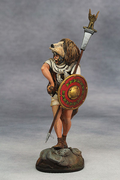 YZ75002 - Roman Aquilifer (1st Century A.D.) from YZCaesar - Piers Christian Toy Soldiers - 2