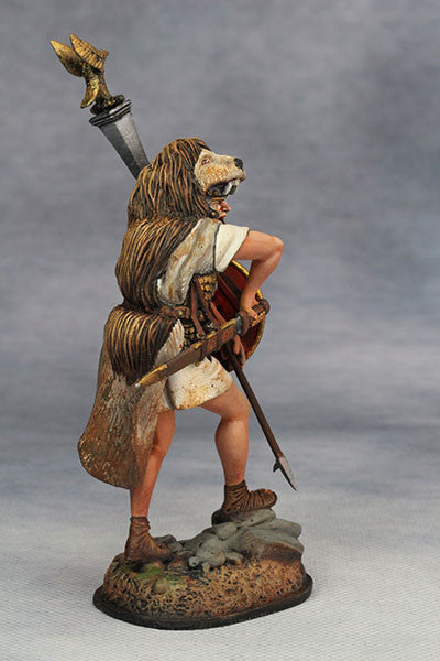 YZ75002 - Roman Aquilifer (1st Century A.D.) from YZCaesar - Piers Christian Toy Soldiers - 5