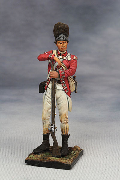 YZ75005 -British Grenadier (33rd Foot Regiment,1776) YZCaesar - Piers Christian Toy Soldiers - 1