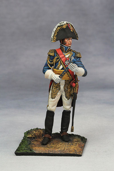 YZ75006 - Marshal Soult (1807) from YZCaesar - Piers Christian Toy Soldiers - 1