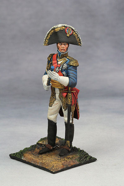 YZ75006 - Marshal Soult (1807) from YZCaesar - Piers Christian Toy Soldiers - 2