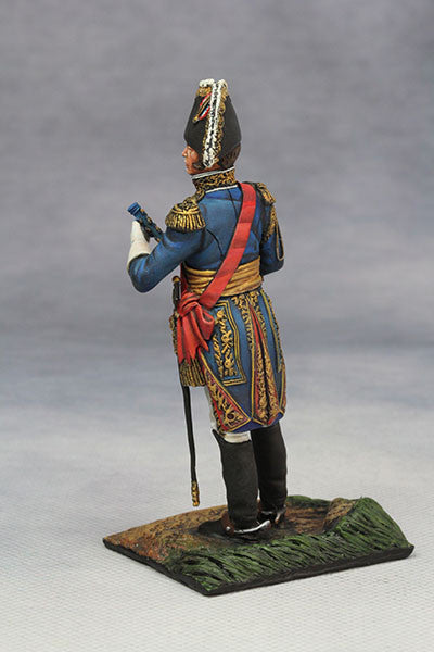 YZ75006 - Marshal Soult (1807) from YZCaesar - Piers Christian Toy Soldiers - 3