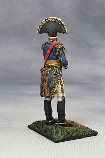 YZ75006 - Marshal Soult (1807) from YZCaesar - Piers Christian Toy Soldiers - 4