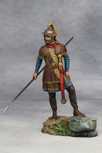 YZ75007 - 3rd century A.D. Roman Decurion from YZCaesar - Piers Christian Toy Soldiers - 1