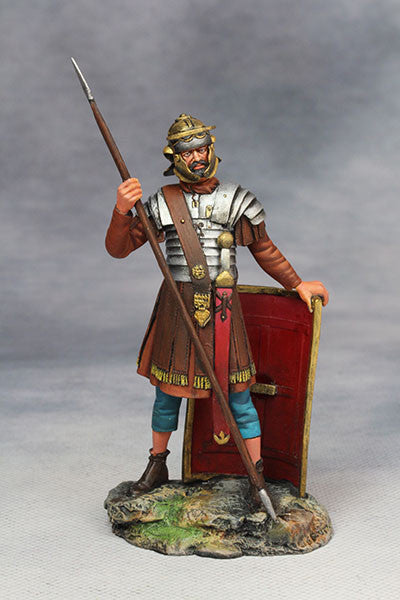 YZ75012 - Roman Legionary (2nd Century A.D.) from YZCaesar - Piers Christian Toy Soldiers - 1