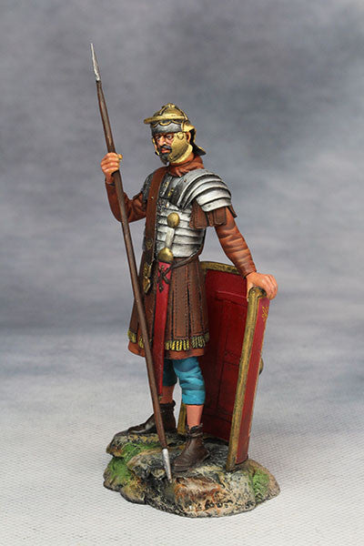 YZ75012 - Roman Legionary (2nd Century A.D.) from YZCaesar - Piers Christian Toy Soldiers - 2