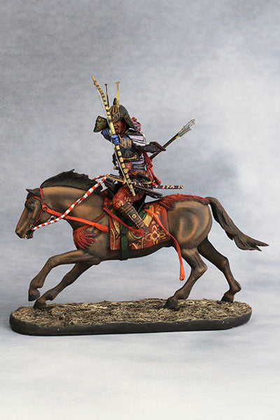 YZ90005 - Samurai with Strong Bow (13th Century A.D.) made by YZCaesar - Piers Christian Toy Soldiers - 2