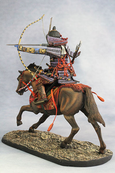 YZ90005 - Samurai with Strong Bow (13th Century A.D.) made by YZCaesar - Piers Christian Toy Soldiers - 4
