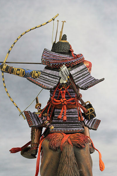 YZ90005 - Samurai with Strong Bow (13th Century A.D.) made by YZCaesar - Piers Christian Toy Soldiers - 6