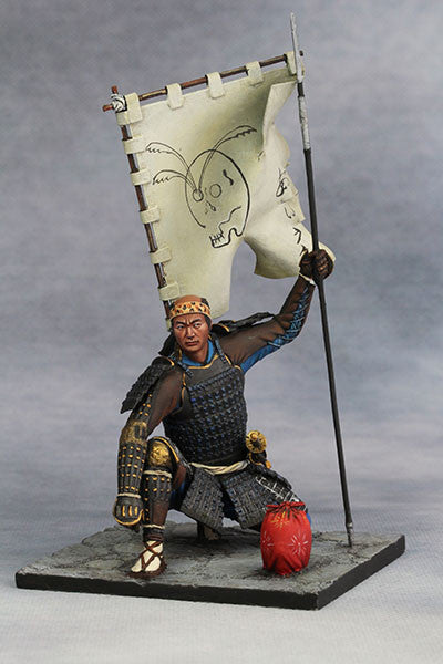 YZ90011 - Ichiban Yari/First Pike (Middle of 16th-Early 17th Century A.D.) By YZCaesar - Piers Christian Toy Soldiers - 1