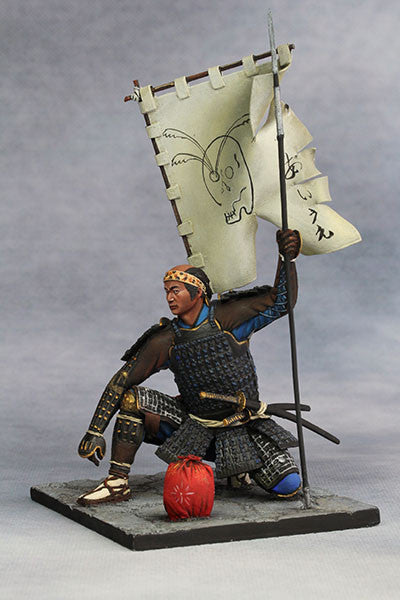YZ90011 - Ichiban Yari/First Pike (Middle of 16th-Early 17th Century A.D.) By YZCaesar - Piers Christian Toy Soldiers - 2
