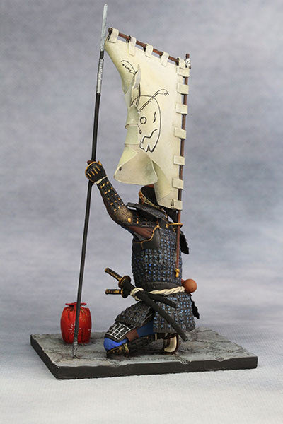 YZ90011 - Ichiban Yari/First Pike (Middle of 16th-Early 17th Century A.D.) By YZCaesar - Piers Christian Toy Soldiers - 3